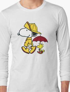 Snoopy Fun Long Sleeve T-Shirt