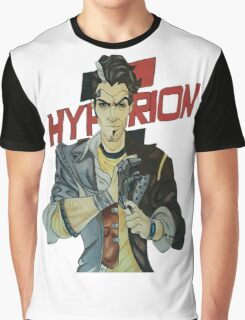 Handsome Jack 2 Graphic T-Shirt