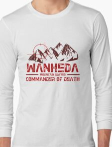 Wanheda Long Sleeve T-Shirt