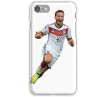 GOTZE GOAL WORLD CUP 2014 iPhone Case/Skin