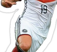 GOTZE GOAL WORLD CUP 2014 Sticker