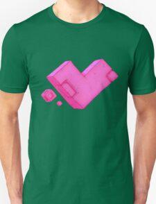 Cubic Heart Unisex T-Shirt