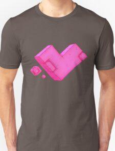 Cubic Heart T-Shirt