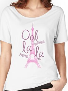 Ooh la la! Women's Relaxed Fit T-Shirt