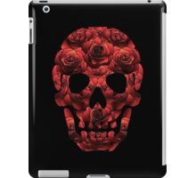 Skull and Roses iPad Case/Skin
