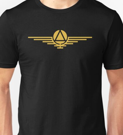Gold colourCaste - Leader Unisex T-Shirt