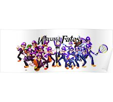 Waluigi Fates Poster