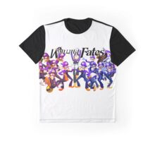 Waluigi Fates Graphic T-Shirt