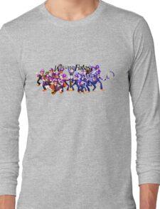 Waluigi Fates Long Sleeve T-Shirt
