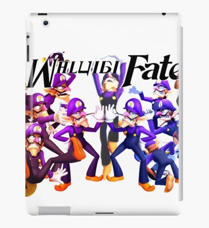Waluigi Fates iPad Case/Skin