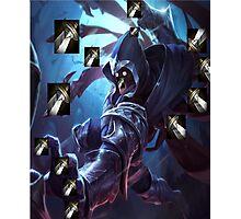 TALON'S LONGSWORDS! League of Legends  Photographic Print
