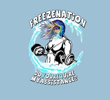 Freezenation - Do you require my assistance ? Unisex T-Shirt