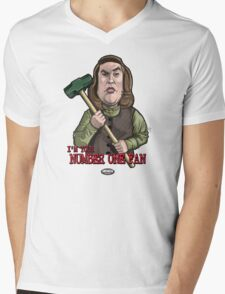 Annie Wilkes Mens V-Neck T-Shirt