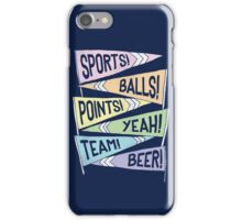SUPER ULTRA MEGA MARCH MADNESS SHIRT, YEAH!!! iPhone Case/Skin