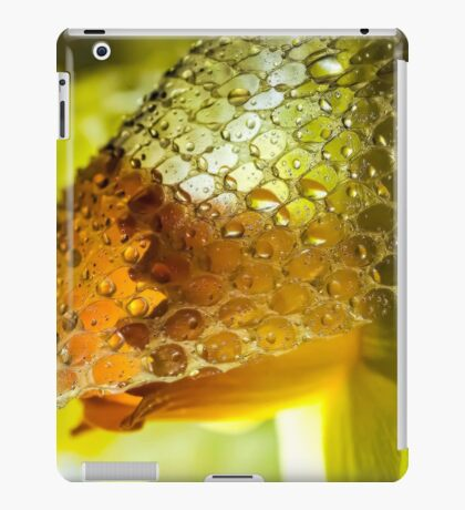 The Demure Daffodil iPad Case/Skin