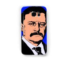 THEODORE ROOSEVELT-COLOR Samsung Galaxy Case/Skin