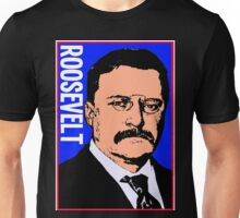 THEODORE ROOSEVELT-COLOR Unisex T-Shirt