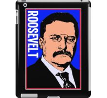 THEODORE ROOSEVELT-COLOR iPad Case/Skin
