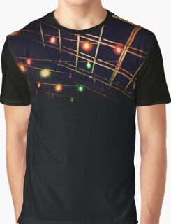 Party Lights Graphic T-Shirt