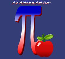 As American As Apple Pi- Tank Top