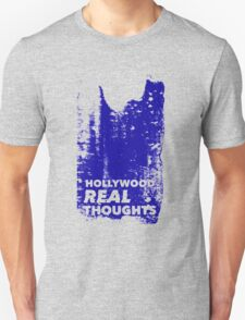 Hollywood Real Thoughts T-Shirt