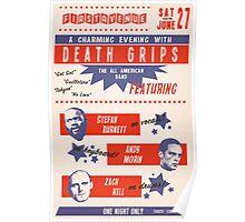 Retro Death Grips Poster
