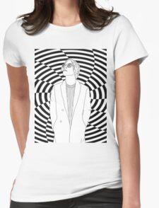 Hypno Matt Womens Fitted T-Shirt