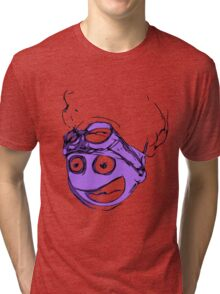 Goggle Boy Tri-blend T-Shirt