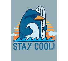 STAY COOL! Photographic Print