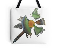 Pint Size Planet (Italy) Tote Bag