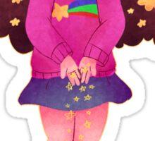 Shooting Star Sticker