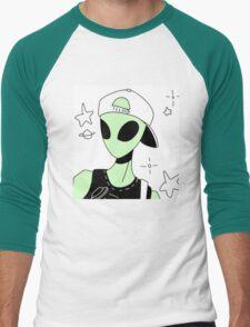 ALIEN 004 Men's Baseball ¾ T-Shirt