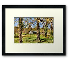 Tennessee Country Framed Print