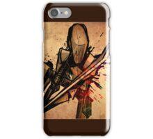 Zer0 - Borderlands 2 iPhone Case/Skin