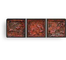 Mars Retrospective 1-3 Collection Canvas Print