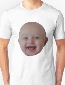 Gachimuchi baby head | Aka-san Unisex T-Shirt