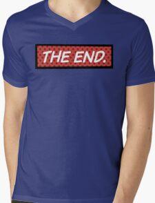 The End Mens V-Neck T-Shirt