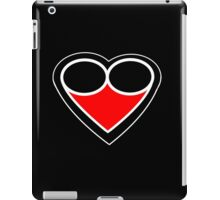 Eternal love logo iPad Case/Skin