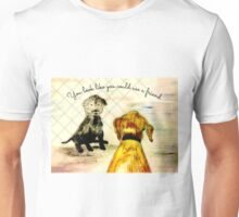 You Look Like You Could Use A Friend  Unisex T-Shirt
