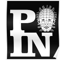 P(A)IN Pinhead Hellraiser Poster