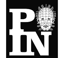 P(A)IN Pinhead Hellraiser Photographic Print