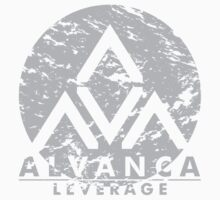 ALVANCA - LEVERAGE Kids Tee