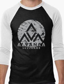 ALVANCA - LEVERAGE Men's Baseball ¾ T-Shirt
