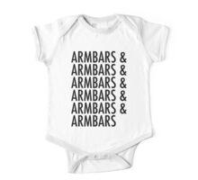 Armbars & Armbars & Armbars One Piece - Short Sleeve