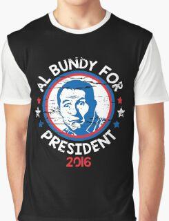 bundy president Graphic T-Shirt