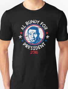bundy president Unisex T-Shirt