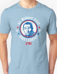 bundy president Unisex T-Shirt