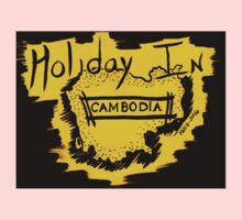 Holiday in Cambodia Kids Tee