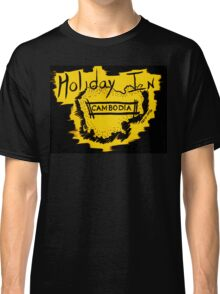 Holiday in Cambodia Classic T-Shirt