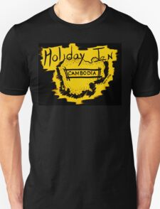 Holiday in Cambodia Unisex T-Shirt